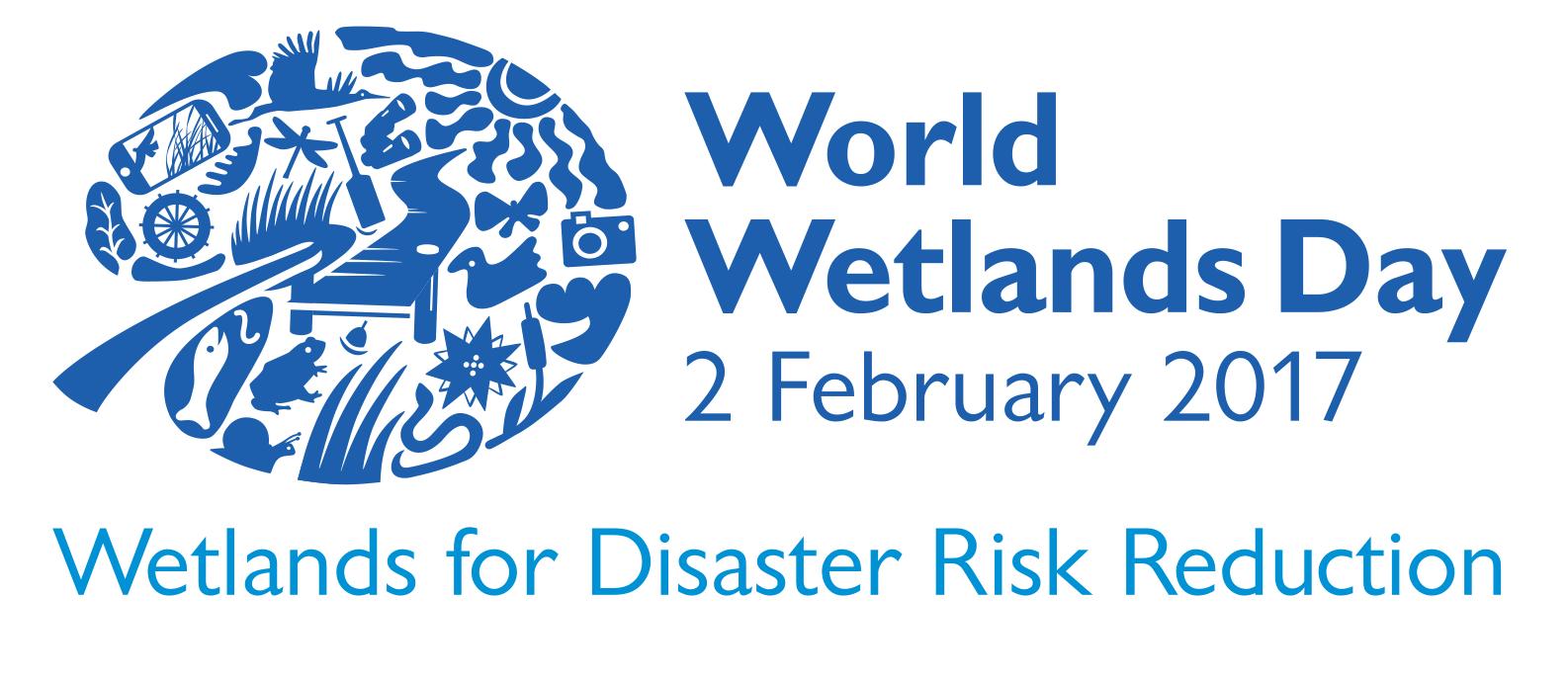 World Wetlands Day logo