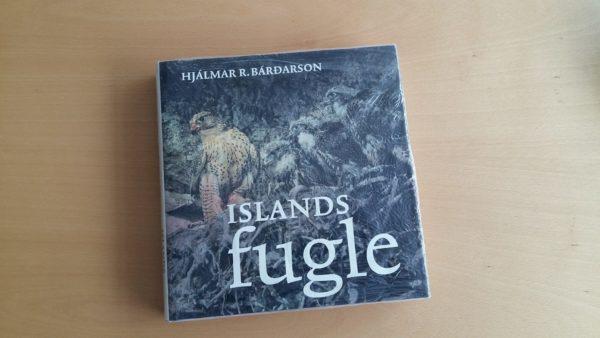 Islands fugle. Forfætter: Hjálmar R. Bárðarson