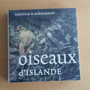 Oiseaux d'Islande. Auteur: Hjálmar R. Bárðarson