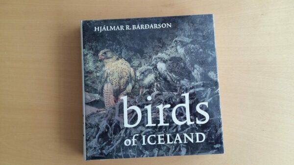 Birds of Iceland Author: Hjálmar R. Bárðarson
