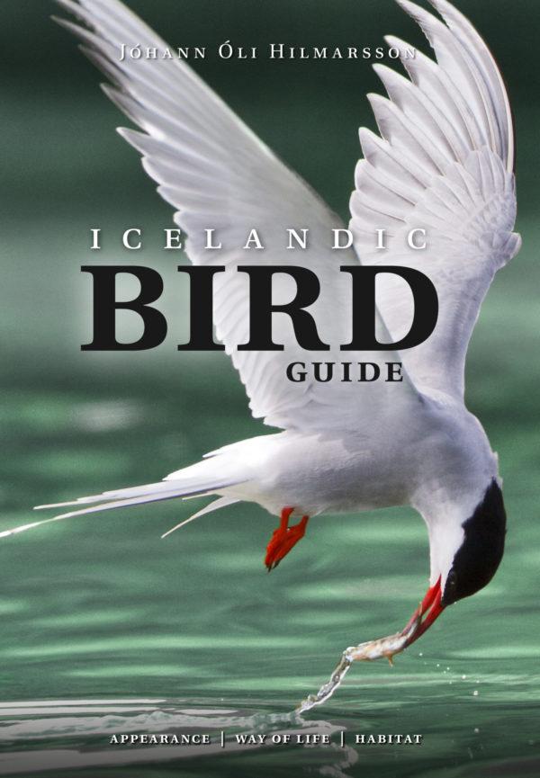 Icelandic Bird Guide. Author: Jóhann Óli Hilmarsson.