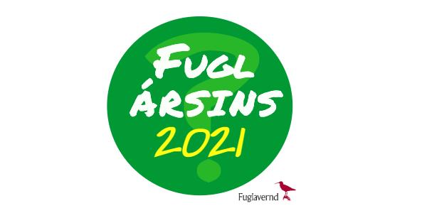 Fugl ársins 2021 - logo